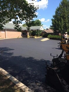 G Campbell & Son Paving